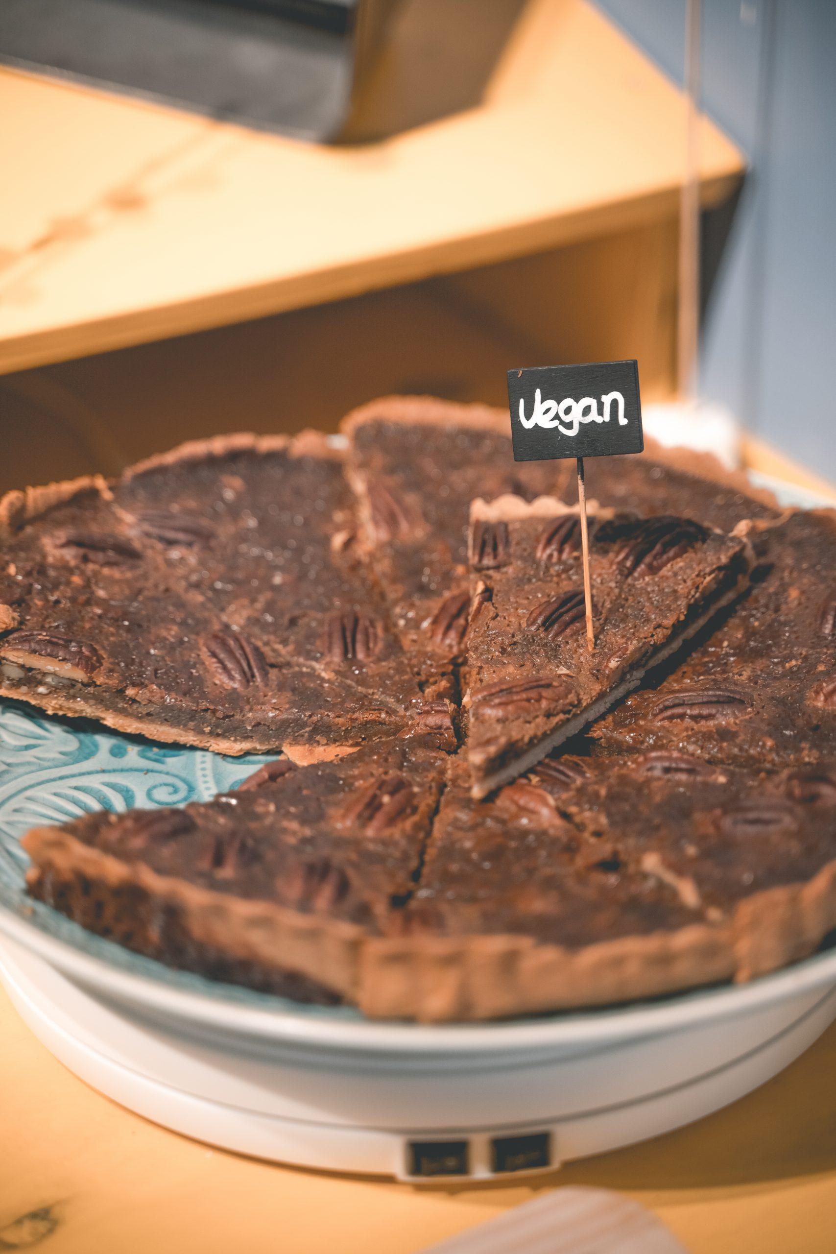 Cake Daddy pecannoten taart gebak Den Bosch