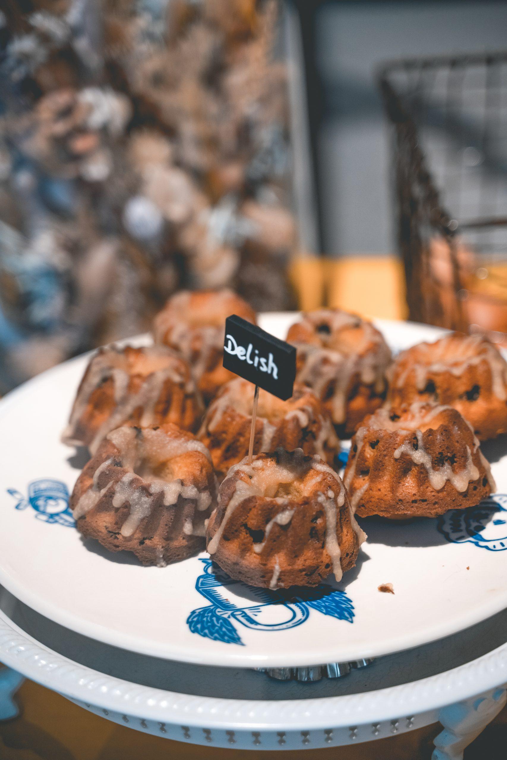 Cake Daddy rumrozijn tulbandjes gebak Den Bosch